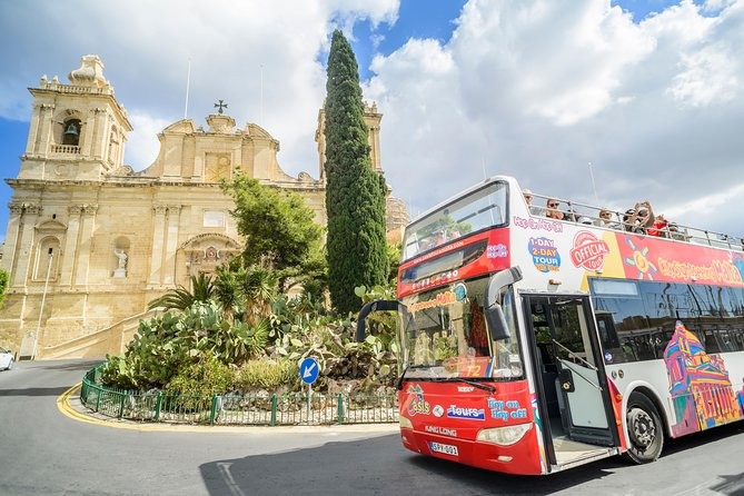 City Sightseeing Malta Hop-On Hop-Off Bus Tour photo 2