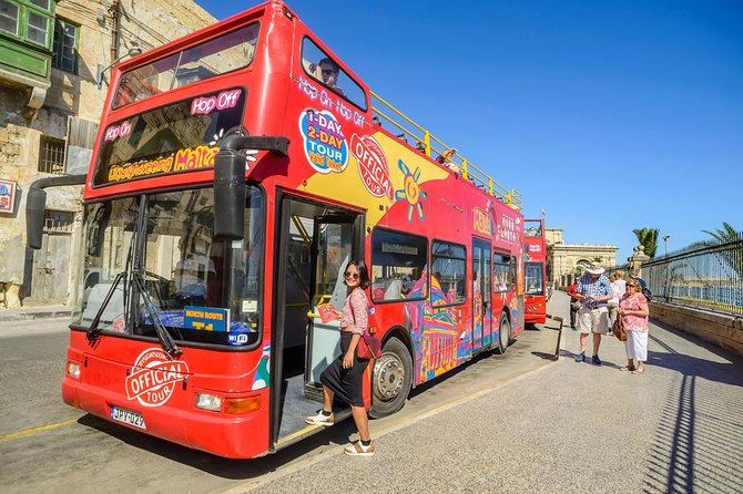 City Sightseeing Malta Hop-On Hop-Off Bus Tour photo 7