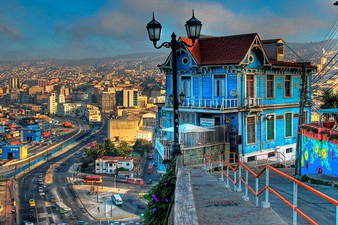 Patrimonial Tour Valparaiso and Viña del Mar