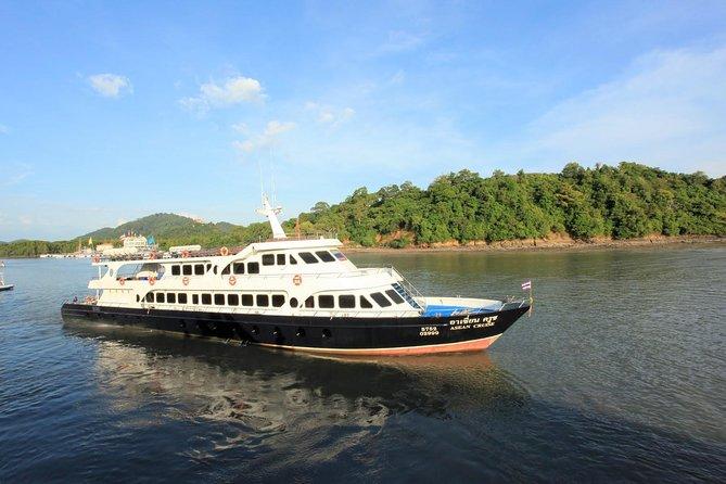 Phuket to Koh Phi Phi by Phi Phi Cruiser