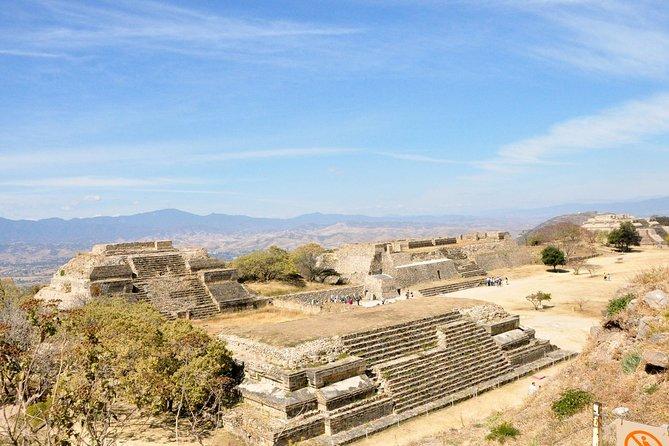 Monte Alban Transfer from Oaxaca