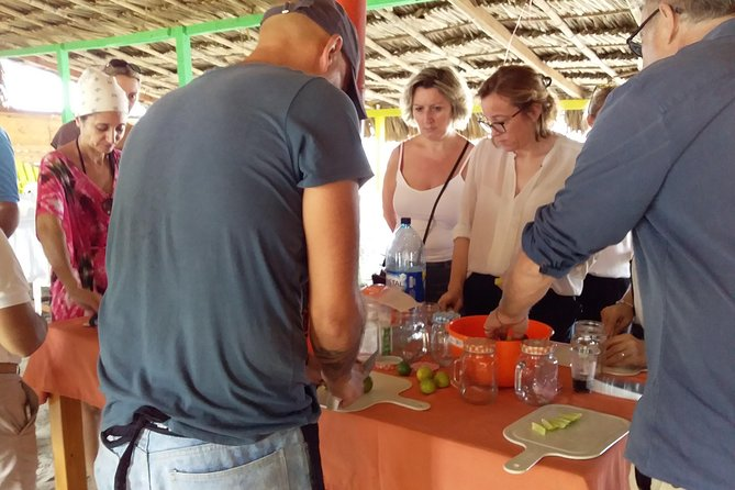 Half-day Caribbean Cooking Class