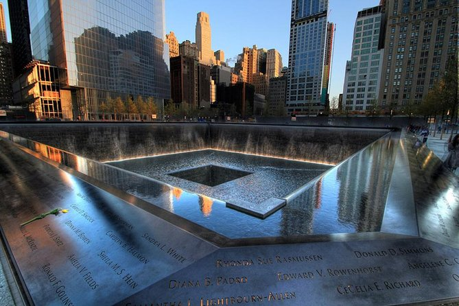 New York 9/11 Memorial, Museum, One World Observatory & Downtown Walking Tour