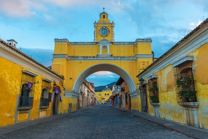 Experience Antigua Walking Tour