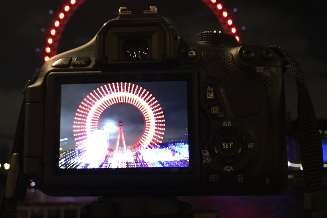 3 Day London Photography Course