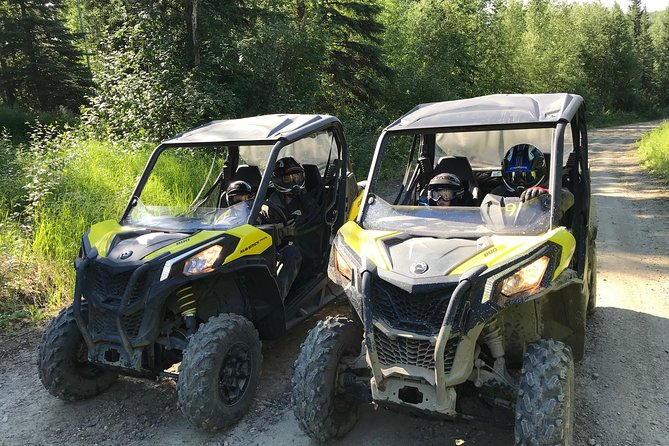 Side by Side ATV Morning Tour