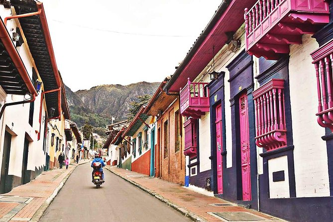 Bogota Center, Monserrate & Paloquemao Private City Tour FLEXIBLE SCHEDULE