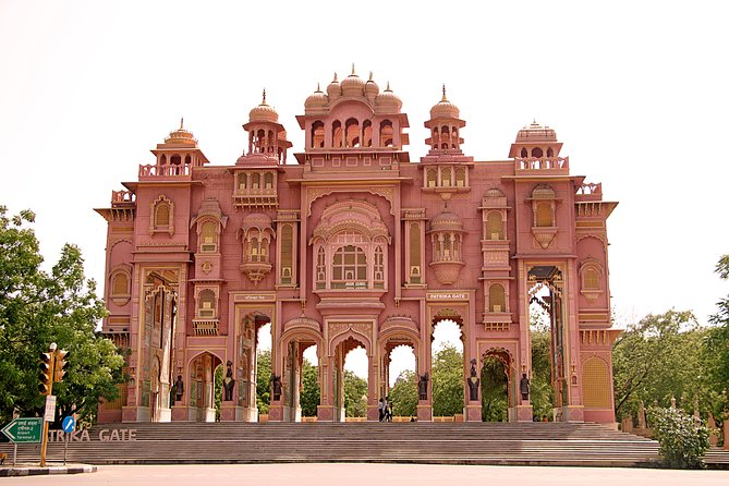 Private Jaipur Walking And Tasting Guided Tour