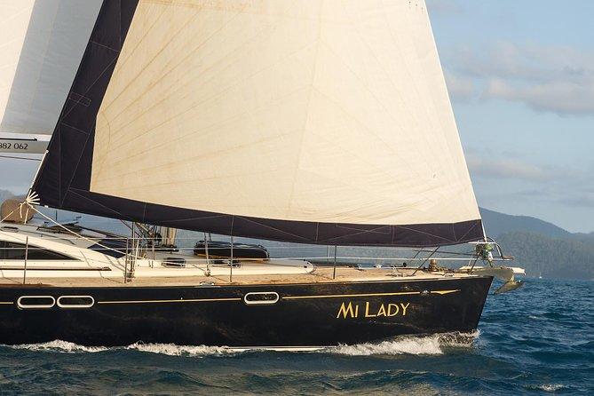 3-Night Whitsundays Private Charter Aboard Cruising Yacht Milady