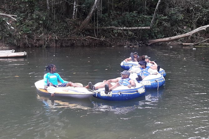 River Tubing Adventure Tour from Falmouth photo 2