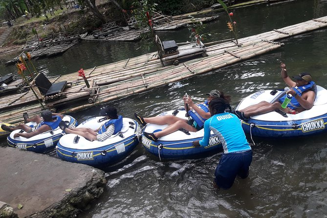 River Tubing Adventure Tour from Falmouth photo 3