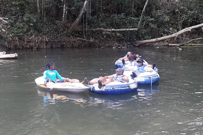 River Tubing Adventure Tour from Falmouth photo 1