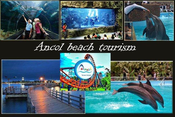 Ancol Beach Tourism 2019