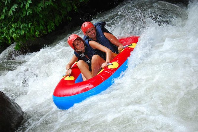 Bali River Tubing and Bali Swing Packages