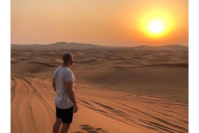 The Sunrise Desert Safari in Abu Dhabi photo 2