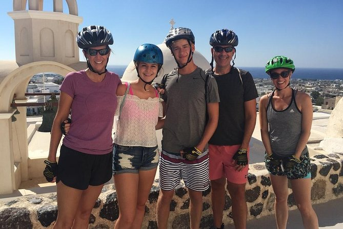 Classical Santorini Tour on Electric Bike photo 6