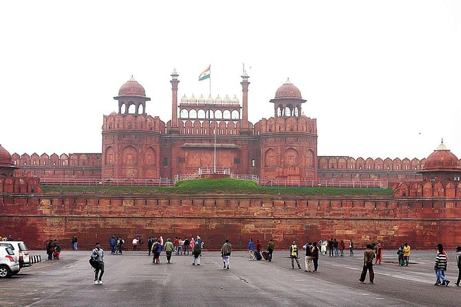 6 Nights Golden Triangle Tour -- ''Oberoi Special''
