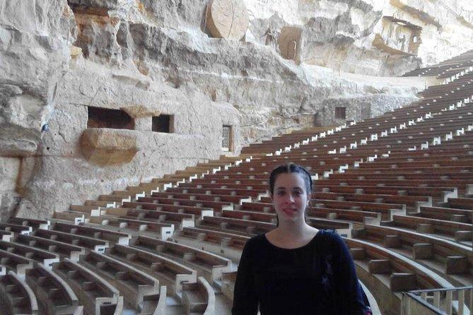 Private Day Tour to Giza Pyramids, Sphinx, Coptic Cairo and Saint Simon Church in Cairo