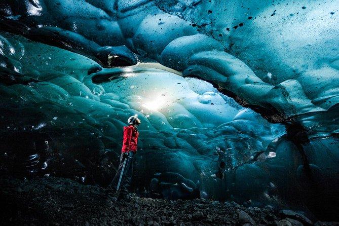 Small Group Glacier Hiking & Ice Caving Tour Inside Vatnajokull Glacier