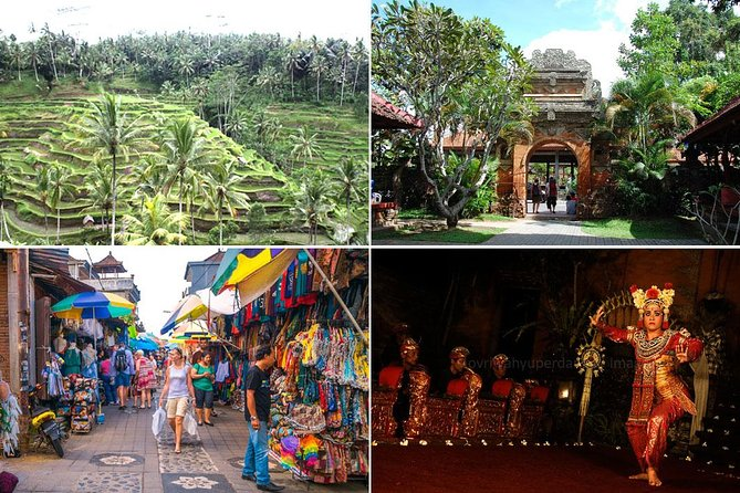 Private Half Day-Tour: Ubud Village Night Tour