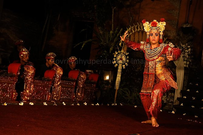 Bali Day-Tour: Ubud Night Half Day Trip with Dance Performance