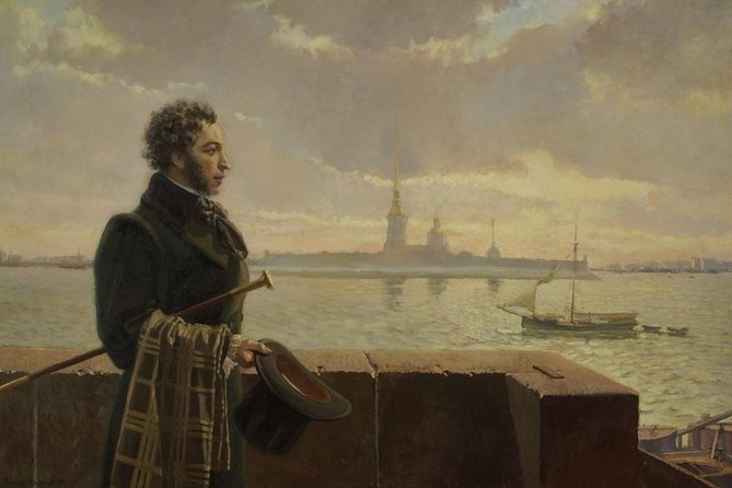 Alexander Pushkin Private Tour: Life of Iconic Russian Poet