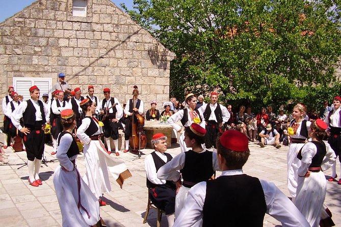 From Dubrovnik: Cilipi Folklore Morning