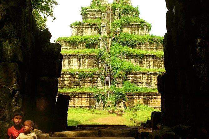 Koh Ker & Beng Melea temple