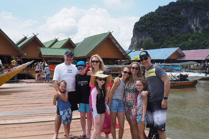 James Bond Island with Canoeing & Snorkeling in Khai Island