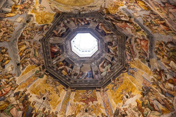 Florence: 1-Hour Cupola Dome Entry and Guided Tour