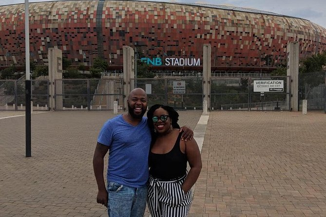 Taking in the sights and history of South Africa