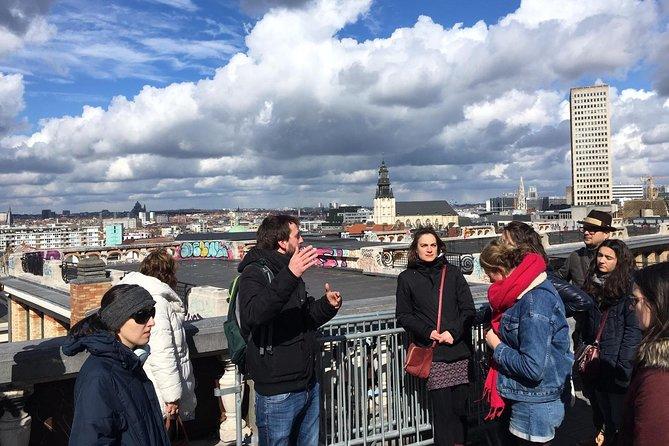Visite guidée VIRTUELLE : Bruxelles, 1000 Ans de Luttes