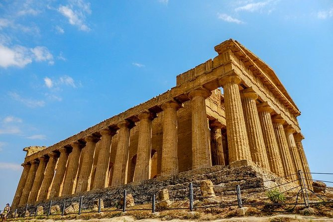 Private 8 hour tour to Agrigento (Valley of the Temples) from Palermo
