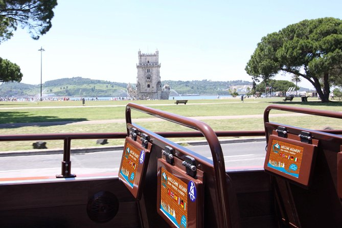 Best of Lisbon City Tour: History and Sightseeing Bus photo 4