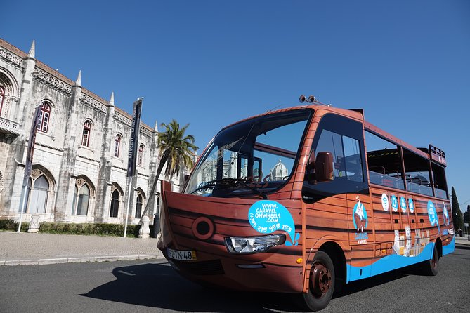Best of Lisbon City Tour: History and Sightseeing Bus photo 7