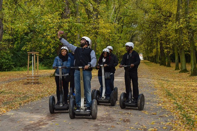 Prague Small-Group Segway Tour with Free Taxi Pick Up & Drop Off
