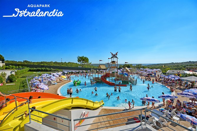 From Kvarner Region: Waterworld Istralandia - Summer Fun for Everyone