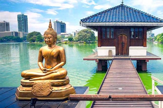 All inclusive - Full day temple tour in Colombo and suburbs