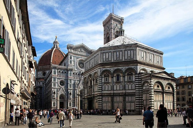 Florence Private Cupola Climb & Duomo Square Tour