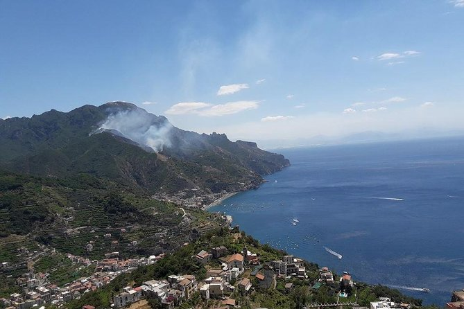 Private Exclusive VIP Tour of Positano & Sorrento from Naples - Shore excursion