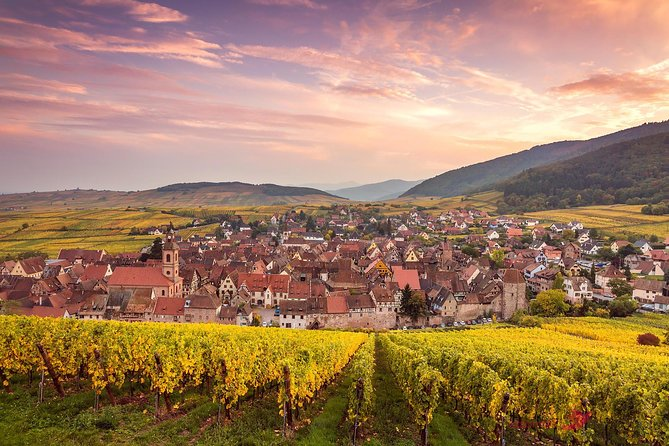 Alsace 4 Wonders Private Full Day Trip