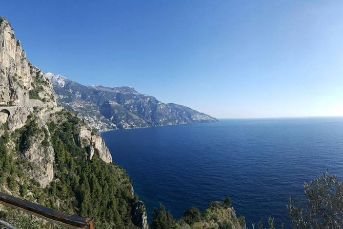 Private Exclusive VIP Tour of the Amalfi coast from Rome