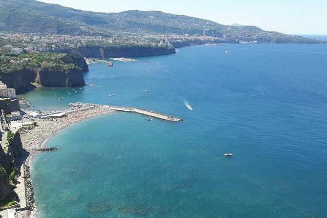 Semi Private Exclusive VIP Tour of Sorrento & its food delicacies