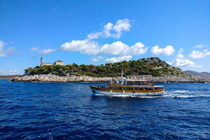 From Zadar: Kornati-Telascica National Park Day Trip with Breakfast and Lunch