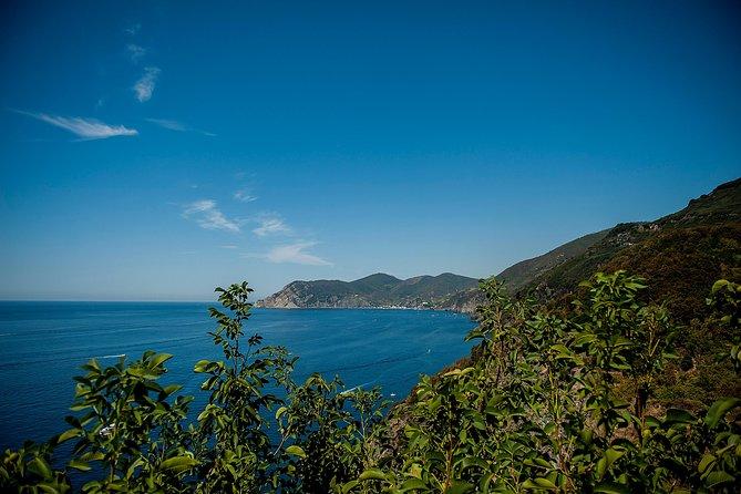 Cinque Terre seaside