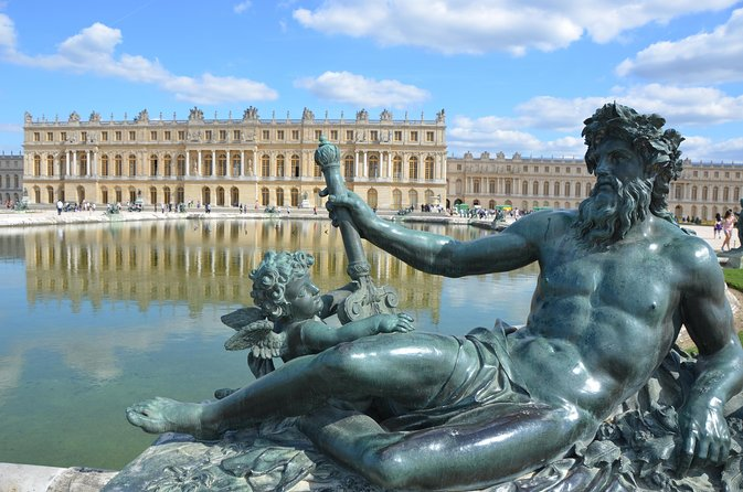 Versailles Half Day Trip from Paris by Coach with Independent Audio Guided Visit photo 6