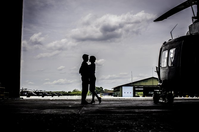 NYC Helicopter Proposal Tour with Photos and Champagne