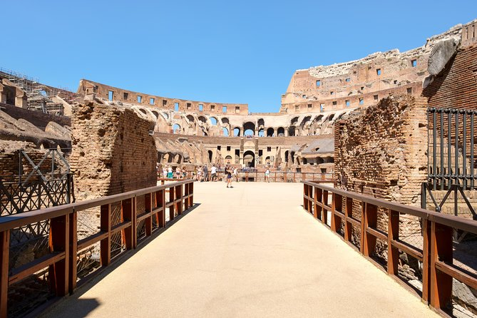 Fast Track Vatican & Colosseum Tickets Package