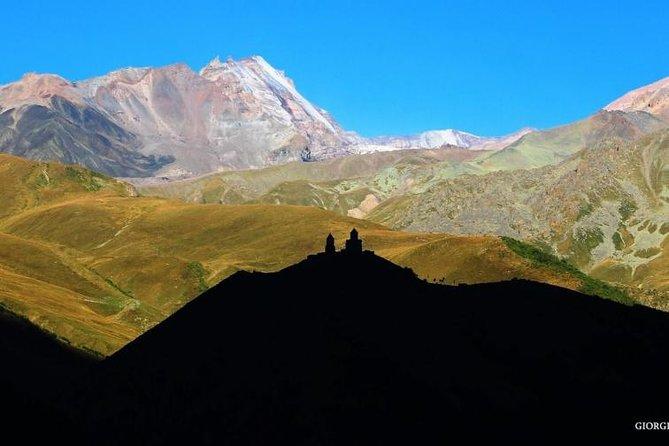 Kazbegi, Gergeti ,Ananuri Full Day Tour from Tbilisi
