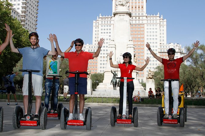 Madrid Segway Tour photo 4